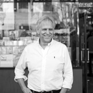 Portrait of Mark Rubbo