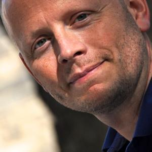 Portrait of Patrick Ness