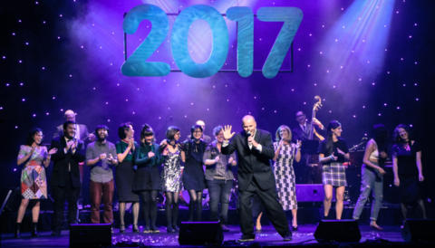 Cover image for of The Show of the Year 2017