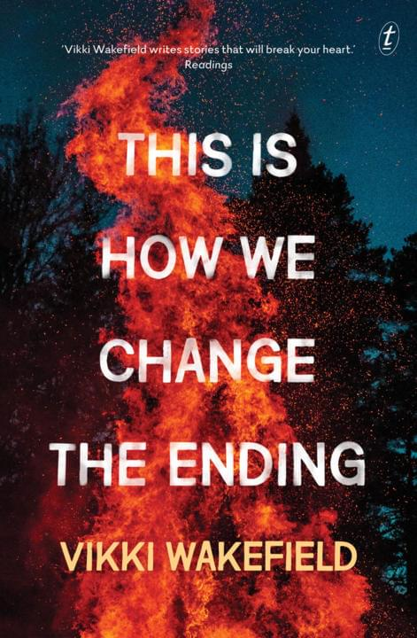 Cover image for This Is How We Change the Ending