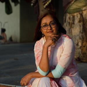 Portrait of Rashmi Patel