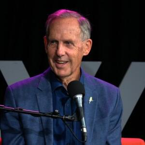 Cover image for of Bob Brown: Australia Ablaze