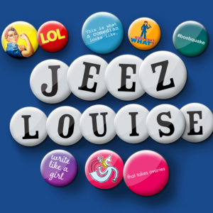 Promo image for Jeez Louise: Memoir