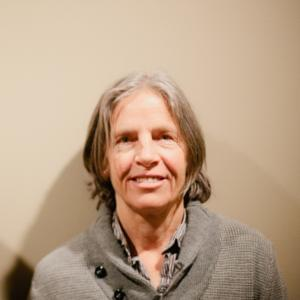 Portrait of Eileen Myles