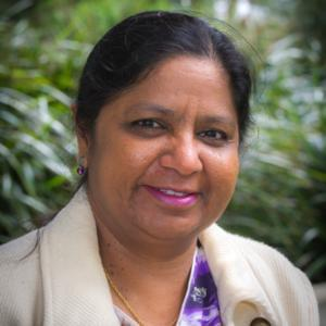 Portrait of Usha Rodrigues
