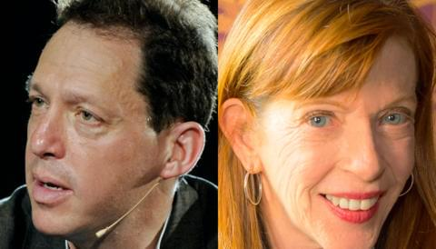 Promo image for Shelf Life: Paul Holdengräber and Susan Orlean on Libraries