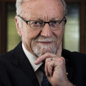 Portrait of Gareth Evans