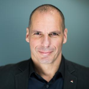 Promo image for Yanis Varoufakis: Debt, Disobedience and Democracy Today