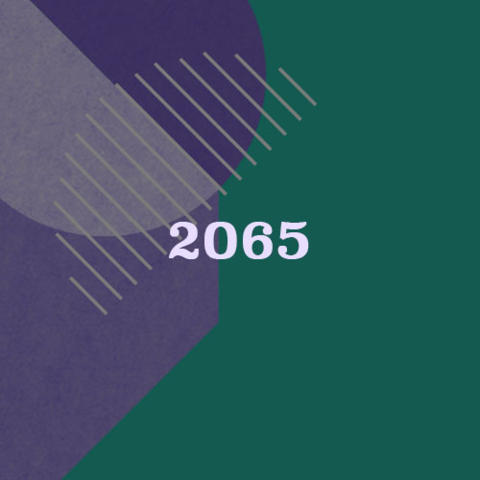 Missives from the Future: 2065 (Jamie Marina Lau)