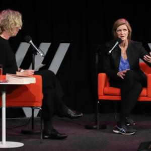Cover image for of Samantha Power on Influence and Idealism