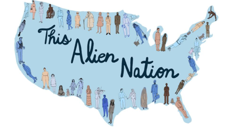 Promo image for This Alien Nation