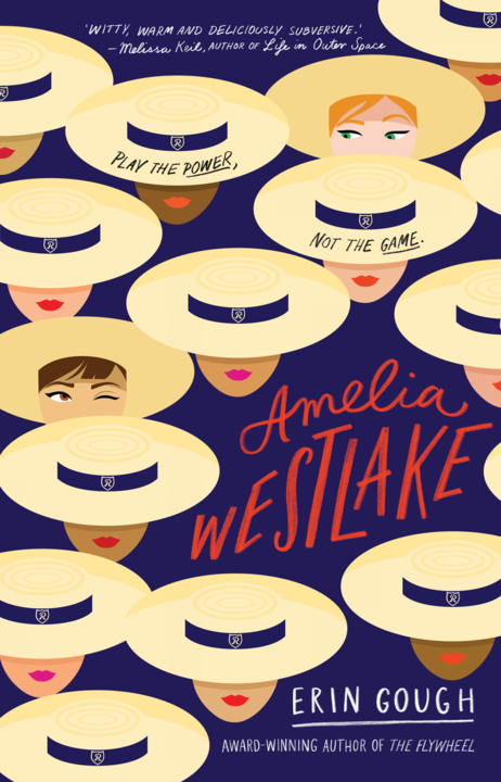Cover image for Amelia Westlake