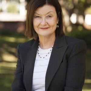 Portrait of Kate McClymont